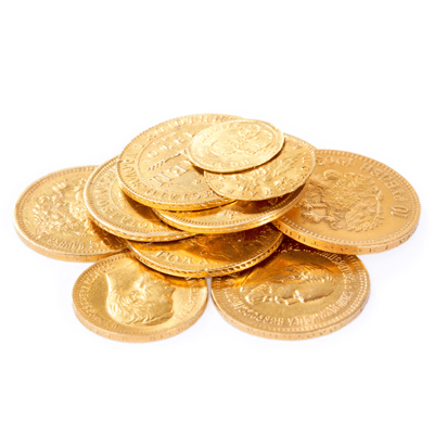 All Gold Coins
