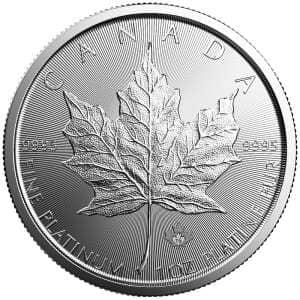Canadian Platinum Coins