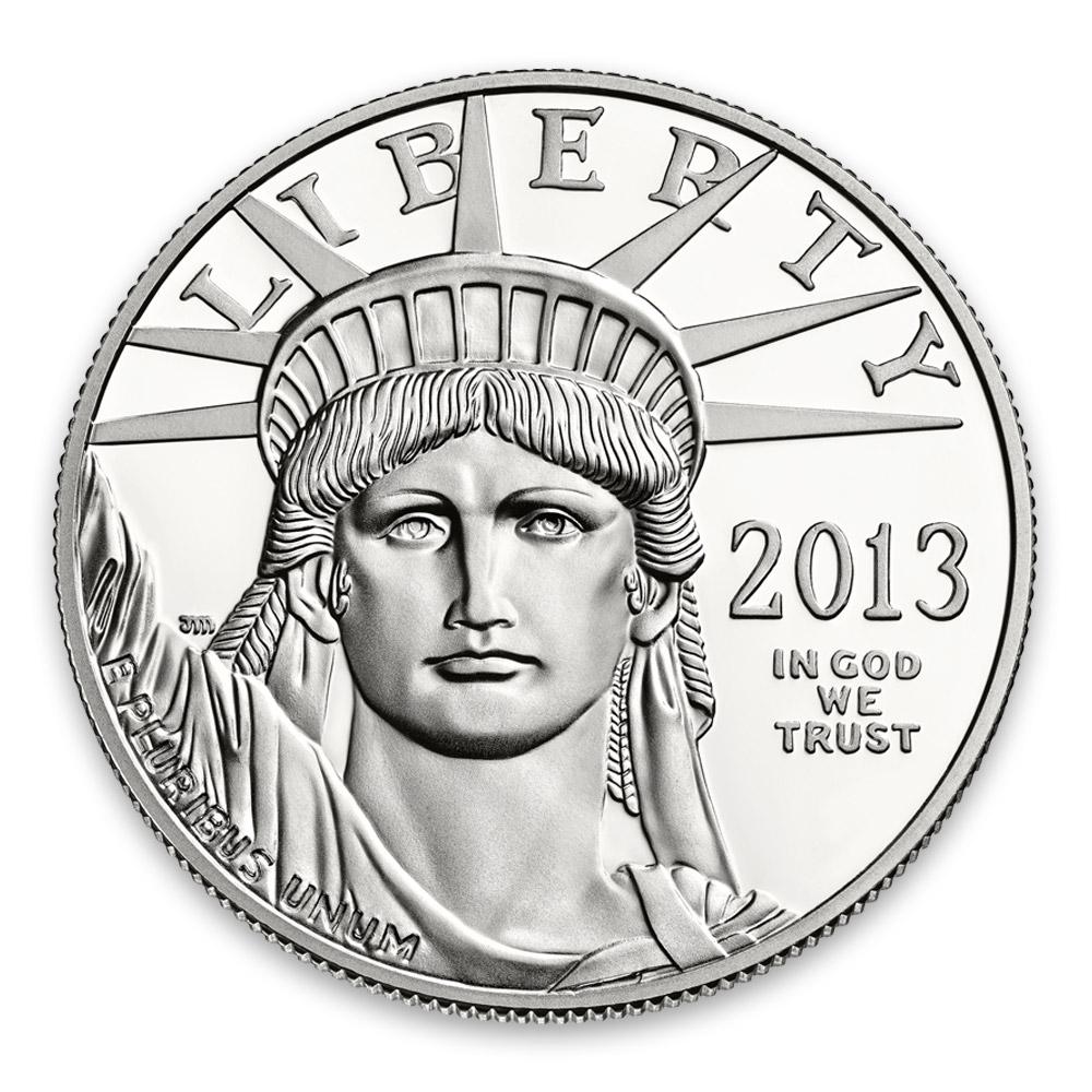 All Platinum Coins