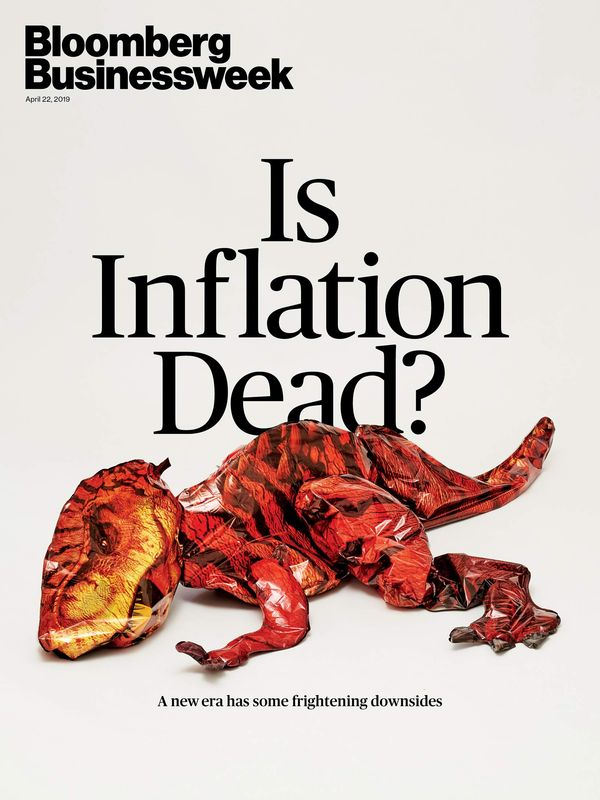 A reversal in thought - Inflation unlikely to come about