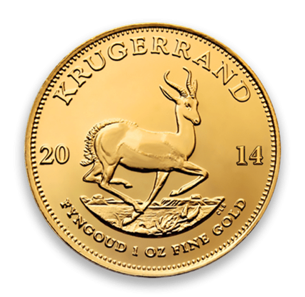 South African Gold Coins