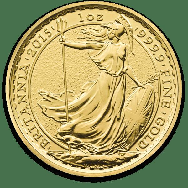British Gold Coins