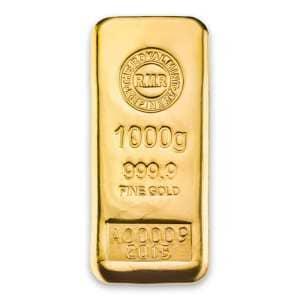 Royal Mint Gold Bars
