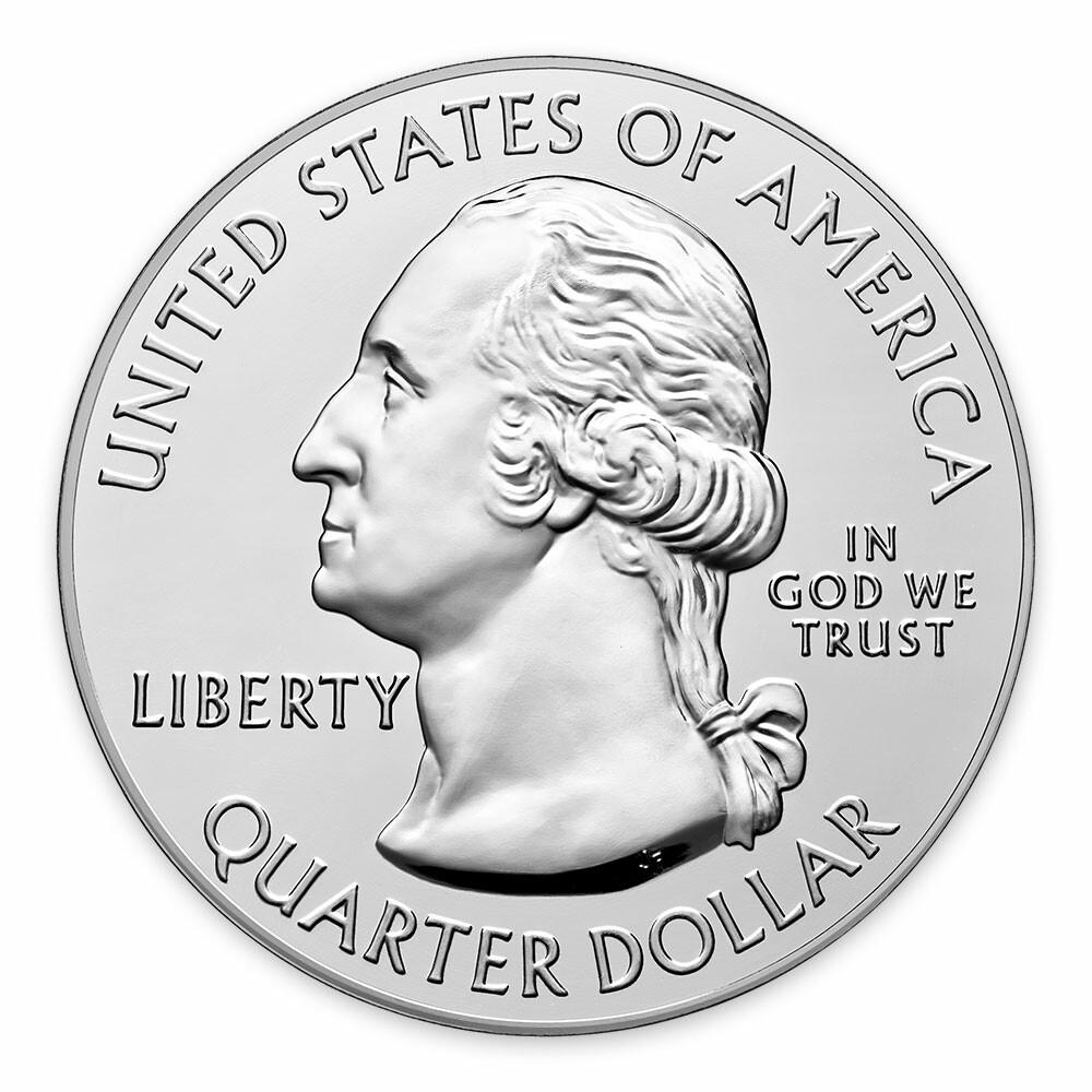 liberty ellis island coin