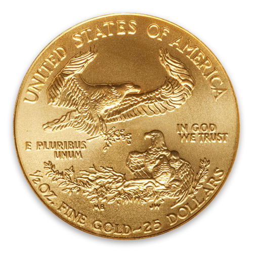 2000 1/2oz American Gold Eagle