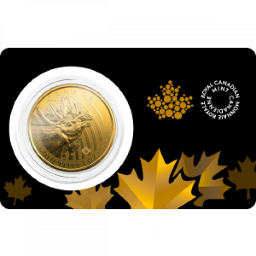 2017 Canadian Gold