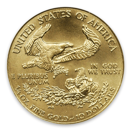 2000 1/4oz American Gold Eagle