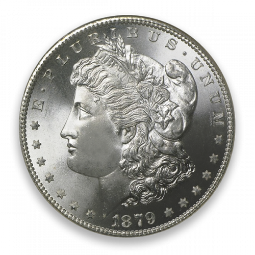 Morgan Dollar (1878-1904) - BU
