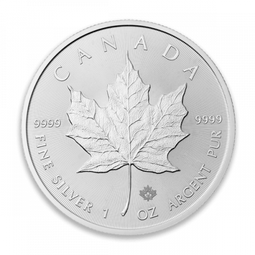 Any Year 1oz Canadian Silver Maple Leaf