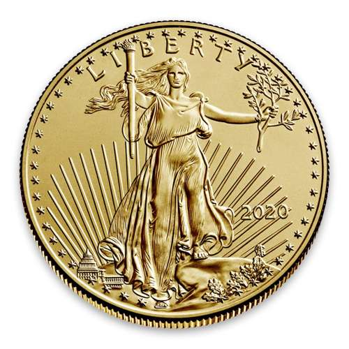 2020 1/4oz American Gold Eagle