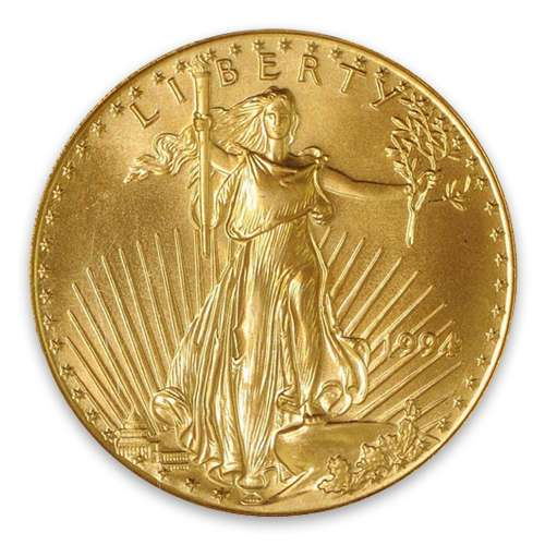 1994 1/2oz American Gold Eagle